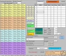 Gastrokasse - Kassensystem in der Gastronomie - (Excel)