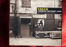 VASCO ROSSI-LONDON INSTANT LIVE 2 CD LIMITED EDITION. DIGIPACK NUOVO SIGILLATO