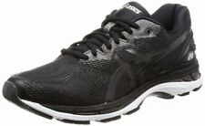 Asics Running Shoes Gel-Nimbus 20 Tjg975 Black White Us6.5(25cm)Uk5.5