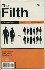 Filth 2002 series # 1 very fine comic book