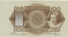 Netherlands 100 gulden 1947 XF (Hollaer)