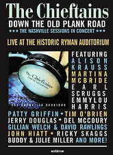 The Chieftains - Down the Old Plank Road (DVD, 2003)