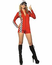 Secret Wishes by Rubies Red Racer Costume Size Medium