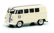 1/64 Schuco VW T1 Bus #53 weiß 452016200