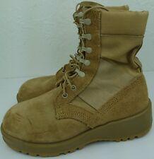 Rocky 789 Women 7 Hot Weather Army Combat Boots Vibram Sole UK 4 EU 37 Shoes V