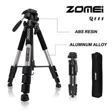 "Zomei 55"" Q111 PanHead Tripod travel Portable for Canon Nikon Sony DSLR Camera"