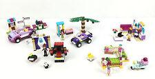 Lego Friends Lot 41027 41001 41010 41009 41013