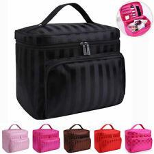 Womens Men Wash Large Bag Zipper Travel Toiletry Makeup Toilet Hanging Pouch