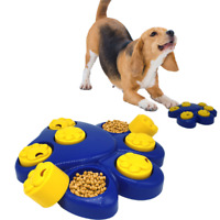 Paw and Hide Puzzle Fun Game Dog Toy Treats Interactive with Free 200g Dog Treat