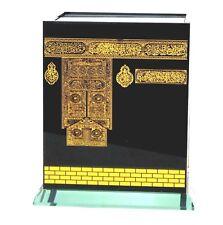 Islamic Muslim crystal Kaaba on a mirror / Big size /  Home decorative