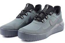 timeless design 3c876 ec168 Nike Air Wild Mens Size 11.5 Black Grey Trail Hiking Boots 917547 002