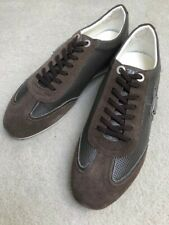 Dolce Gabbana D&G Mens Trainer Shoes Leather Suede Size 9/43 PERFECT CONDITION