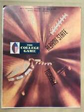 Albany State Tuskegee COLLEGE FOOTBALL PROGRAM - 1970 - EX