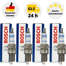 4 x Iridium LPG Zündkerzen Mercedes Audi Fiat Hyundai Kia BOSCH 0 242 236 571