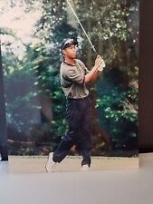 Tiger Woods - Rookie Years - Color 8 x 10 photograph