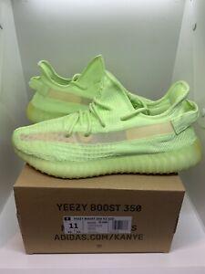 Adidas Yeezy Boost 350 v2 Glow in the Dark Size 11