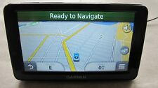 "Garmin Nuvi 2555LMT 5"" GPS Vehicle Nav System W/Charger Carry Case Bundle"