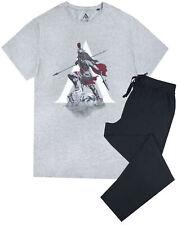 Assassins Creed Odyssey Gaming Men's Long Pyjama T-Shirt & Lounge Pant Set