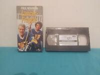 Slap shot / Lancer-Frappe  VHS tape & sleeve RENTAL FRENCH