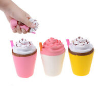 11CM Jumbo Cute Coffee Cup Squishy Slow Rising Cream Scented Fun Kids Toy 0G