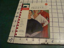 Singer Sewing Library - 1960 How To Make Sleeves - V Clean 32pgs