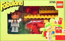 NEW Lego Fabuland 3796 SMALL BAKERY Sealed - 1986' / Ships World Wide