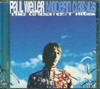 Paul Weller / The Jam - Modern Classics The Greatest Hits Cd Eccellente