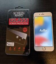 New listing Apple iPhone 6s - 32Gb - White (Unlocked) A1688 (Cdma + Gsm)