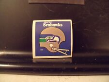 1977 NFL Football Helmet Sticker Decal Seattle Seahawks Sunbeam Bread
