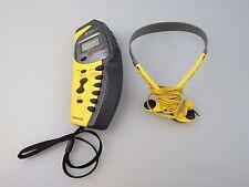 Sony SRF-M73 Sports Walkman AM/FM Radio/Stop Watch with Sony MDR-W14 Headphones