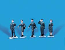 Modelscene 5118 RAF Personnel OO Gauge