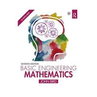 Basic Engineering Mathematics by John Bird