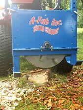 Tree Stump Chipper, Grinder, Remover, Shredder, Mulcher Tractor Three Point Pto