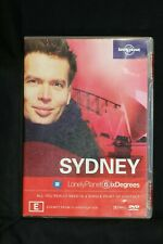 Lonely Planet Six Degrees - Sydney (DVD, 2004) -  R 4  (D481)