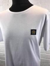 Nuovo di Zecca Fivefinger Sportivo S/S Logo T-shirt bianca XXL