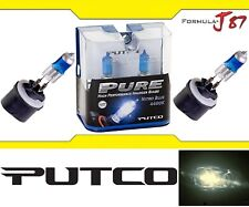 Putco 4400K Nitro Blue 880 230880NB 27W Fog Light Two Bulbs Replacement Halogen