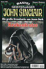 JOHN SINCLAIR ROMAN Nr. 1965 - Krakenfratze - Jason Dark NEU