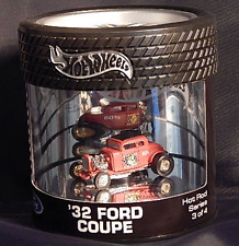 100% HWs Hot Rod Series 3/4 '32 Ford Coupe Free Shipping w/$50 see details