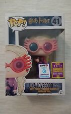 Luna Lovegood (With Glasses) #41 Funko Pop! - SDCC 2017 Exclusive - Harry Potter