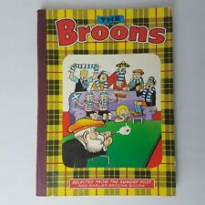 The Broons Annual 1979 Vintage Comic Book *** VGC