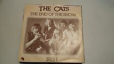 45T THE CATS---THE END OF THE SHOW---