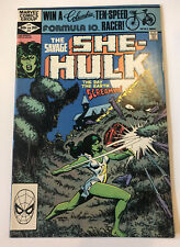 The Savage She-Hulk #24 (Marvel 1981)