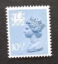 GB 1978 Galles 10 1/2 P Nuovo di zecca/Gomma integra, non linguellato TIMBRO SG W30 (foto Harrison, 2 fasce, 15x14)
