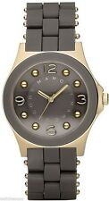 Marc by Marc Jacobs Women's MBM8538 Pelly Silicone Wrapped Steel Quartz Watch