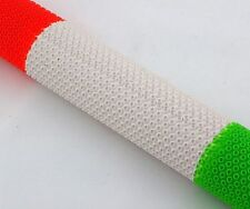 6 x Tri Color Cricket Bat Grip Best Quality Rubber Grip For Cricket bat Free Shi