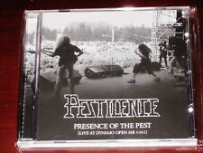 Pestilence: Presence Of The Pest - Live At Dynamo Open Air 1992 CD 2016 Vic NEW
