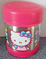 Hello Kitty Thermos Pre-Owned In Very Good Condition Very Cleaned