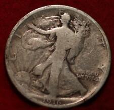 1916 Philadelphia Mint Silver Walking Liberty Half