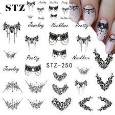 Nagelsticker Nr. 250 Fingernägel Aufkleber Tattoo Nail Art Nageldesign Schmuck