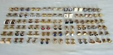 Vintage Lot 54 Pair Cufflinks * Swank * Anson * Foster * More *  Nice